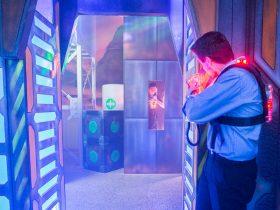 Kingpin Laser Tag