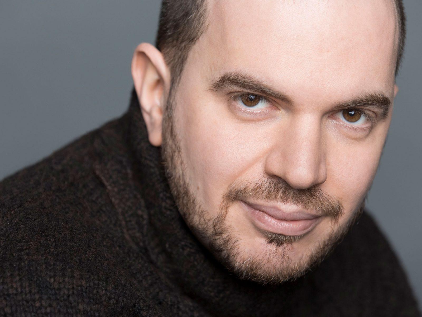 Kirill Gerstein performs Grieg