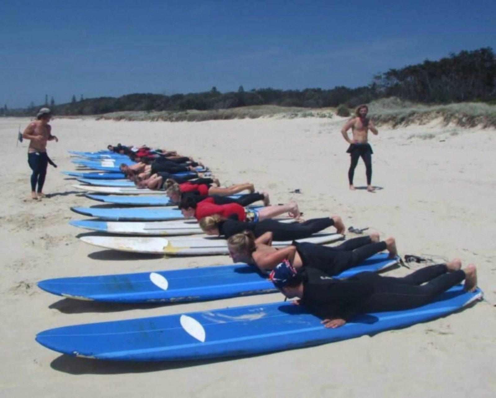 Koolkatz Surf Lesson