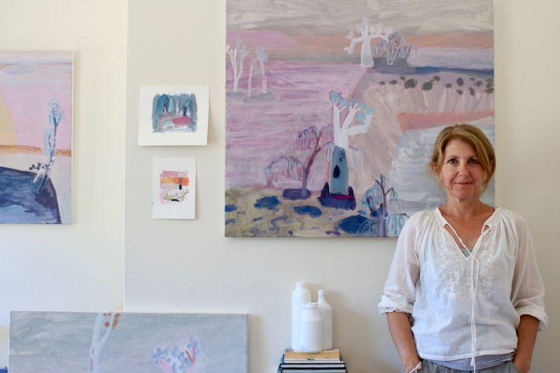artist; koskela; art gallery; contemporary art; Australian Art; landscape