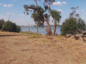Beautiful Lake Mulwala views