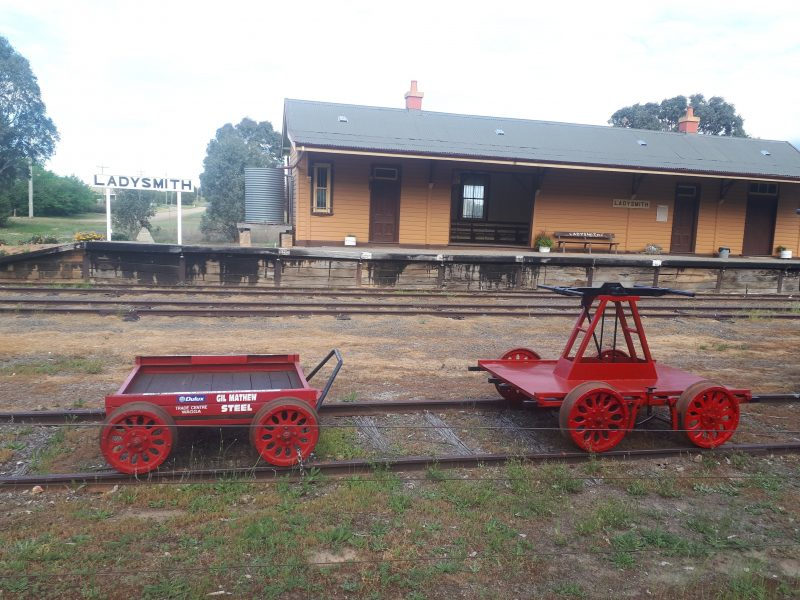 Ladysmith Tourist Railway Open Day