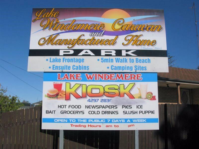 Lake Windemere Caravan Park