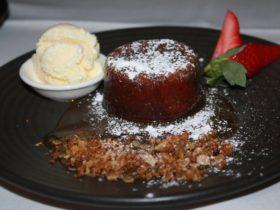 Image of a dessert Platter