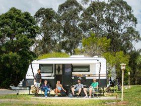 Lane Cove River Tourist Park - Caravan Park