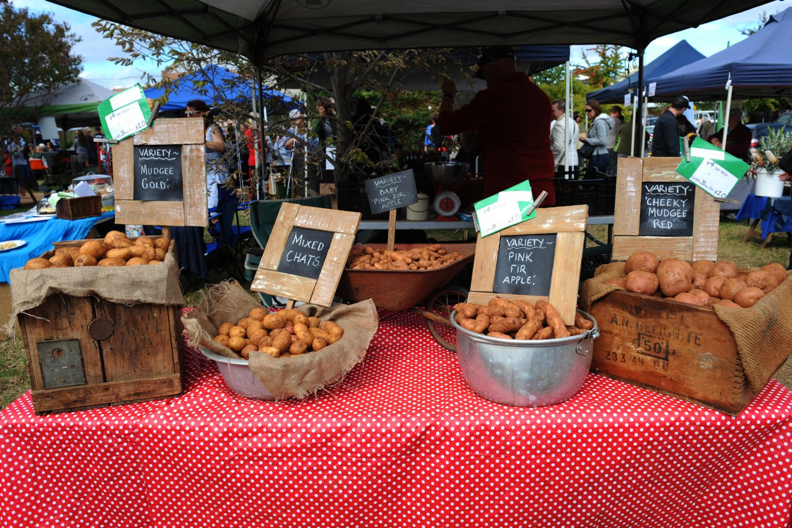 Lawson Park Markets
