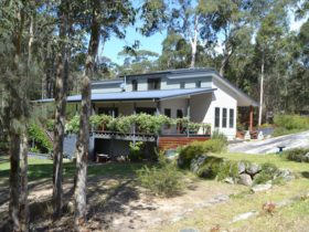 41 The Anchorage, Moruya Heads, 2537 - view from road