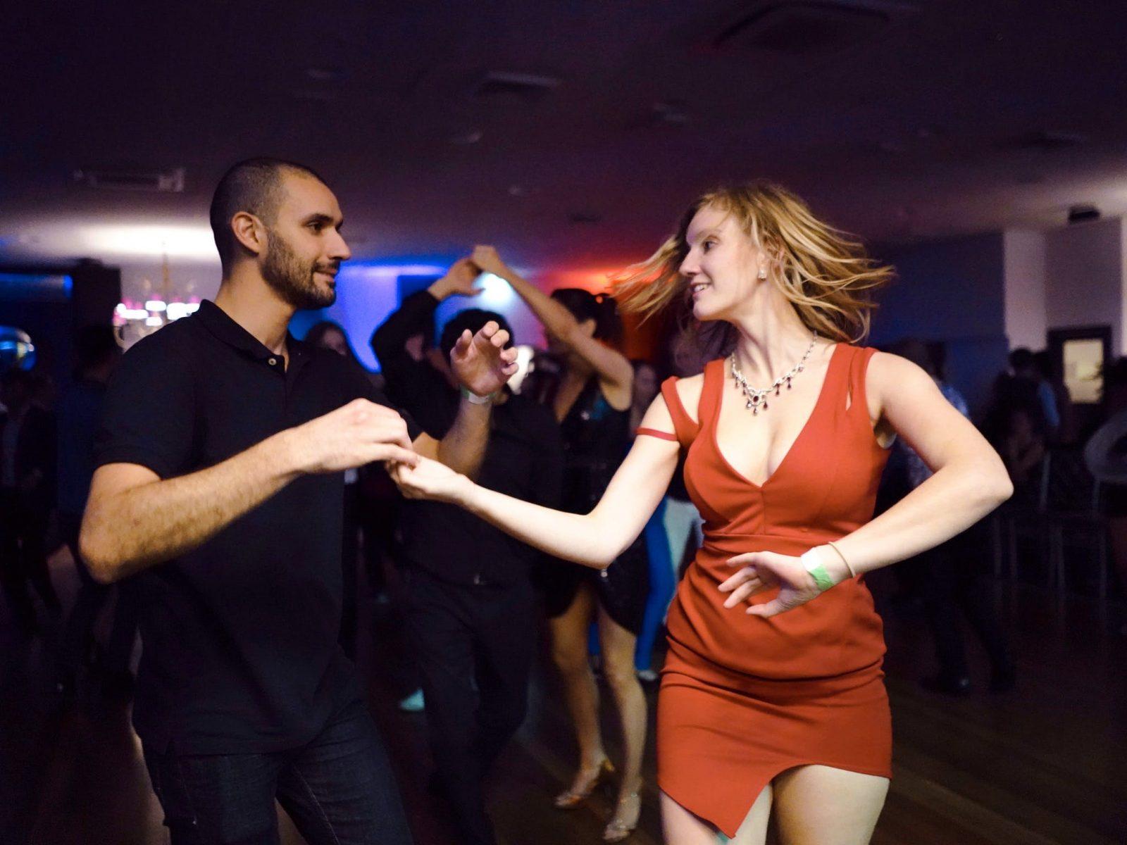 Salsa Dancers Sydney