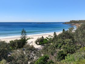 Caves beach