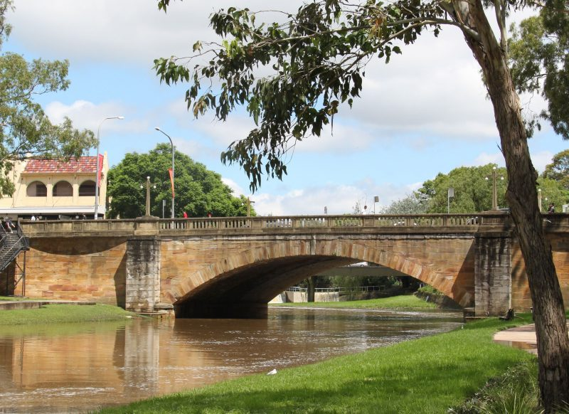 Graceful Lennox Bridge