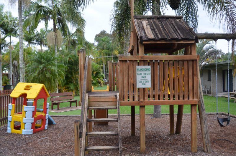 Leisure Tourist Park Children's Playground