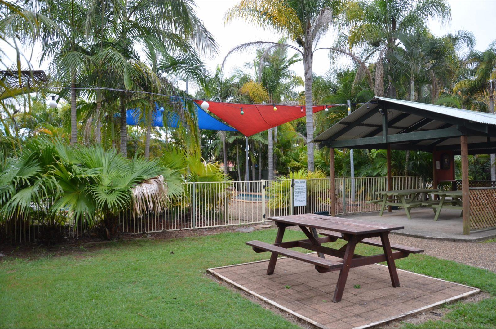 Leisure Tourist Park Outdoor Area