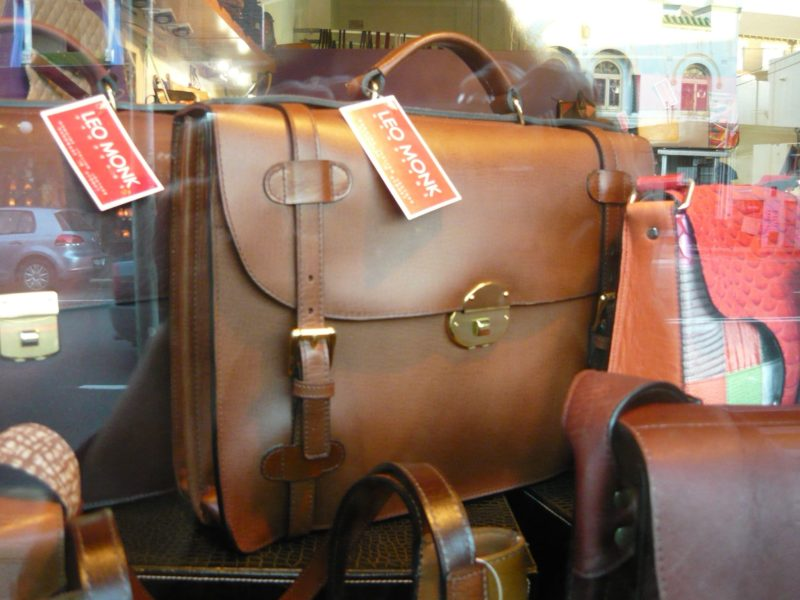 Leo Monk Handbags