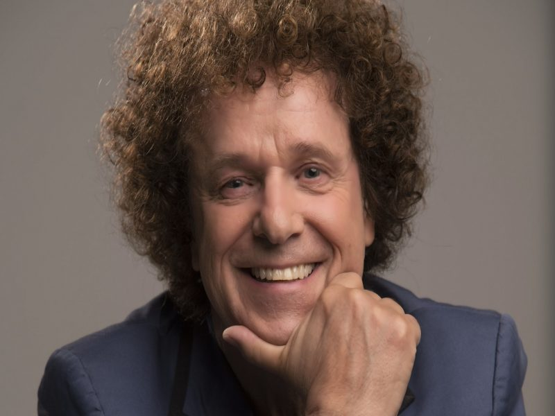 Leo Sayer Just a boy at 70