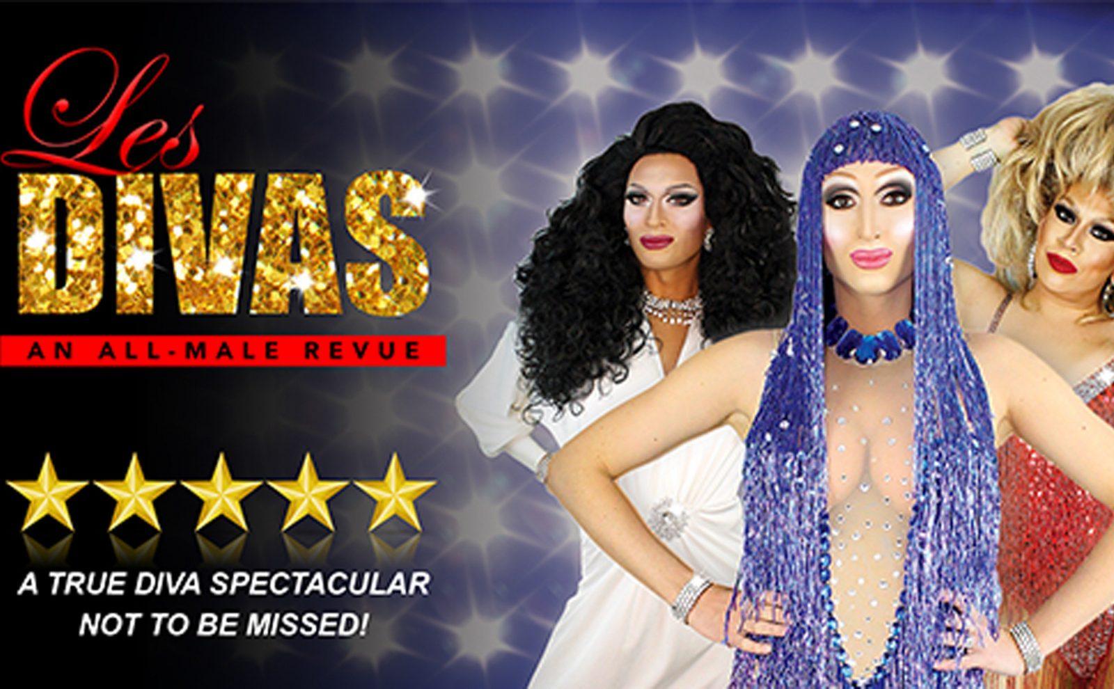 Stars of Les Divas