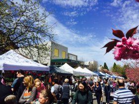 The annual Leura Village Fair