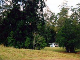 Camping sites in beautiful rural areas