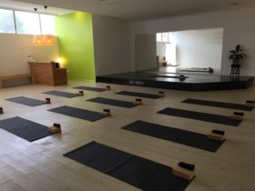 Relaxing Yoga Pilates Rooms