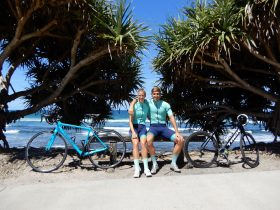 Lennox Head bike path