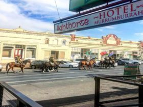 Light Horse Hotel Murrumburrah Hilltops Region 2587