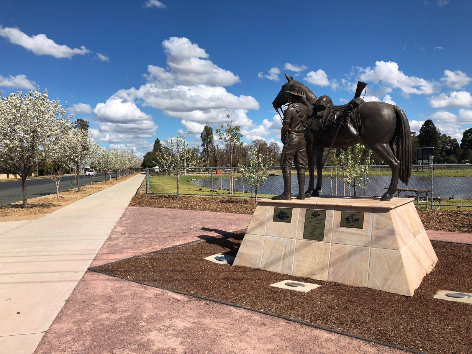 Light Horse Memorial