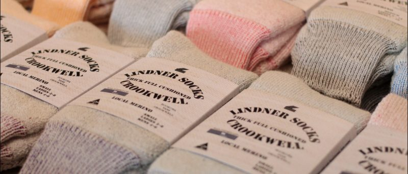 Merino socks made in Crookwell