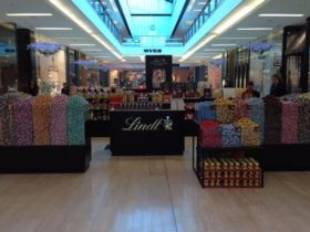 Lindt Chocolate Store Bondi Junction