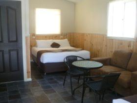Deluxe Studio Cabin Interior