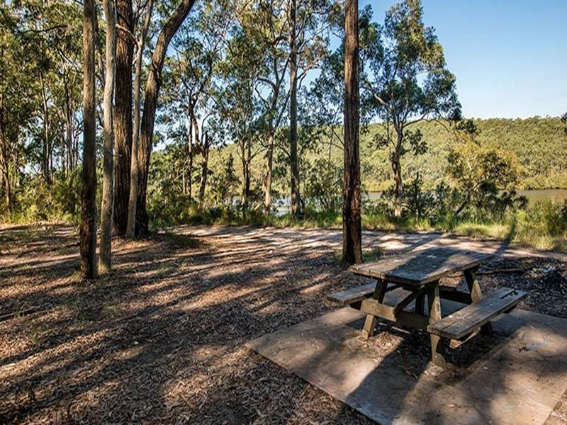Little Mountain Campground, Karuah National Park. Photo: John Spencer/NSW Government
