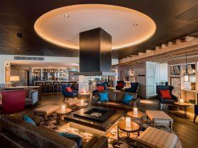 The 1867 Lounge bar