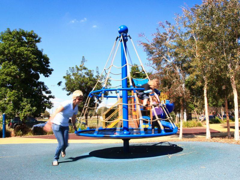 Livvi's Place Playground