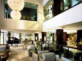 Lobby Lounge - Shangri-La Hotel Sydney