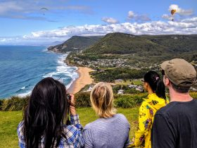 Coastal views - Wildlife, Waterfalls and Wine full day tour from Sydney