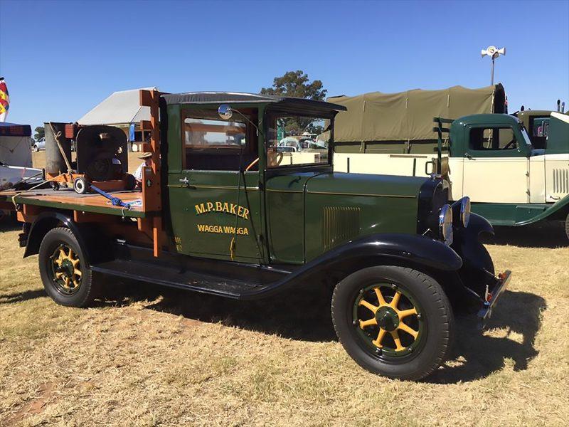 Historic Truck