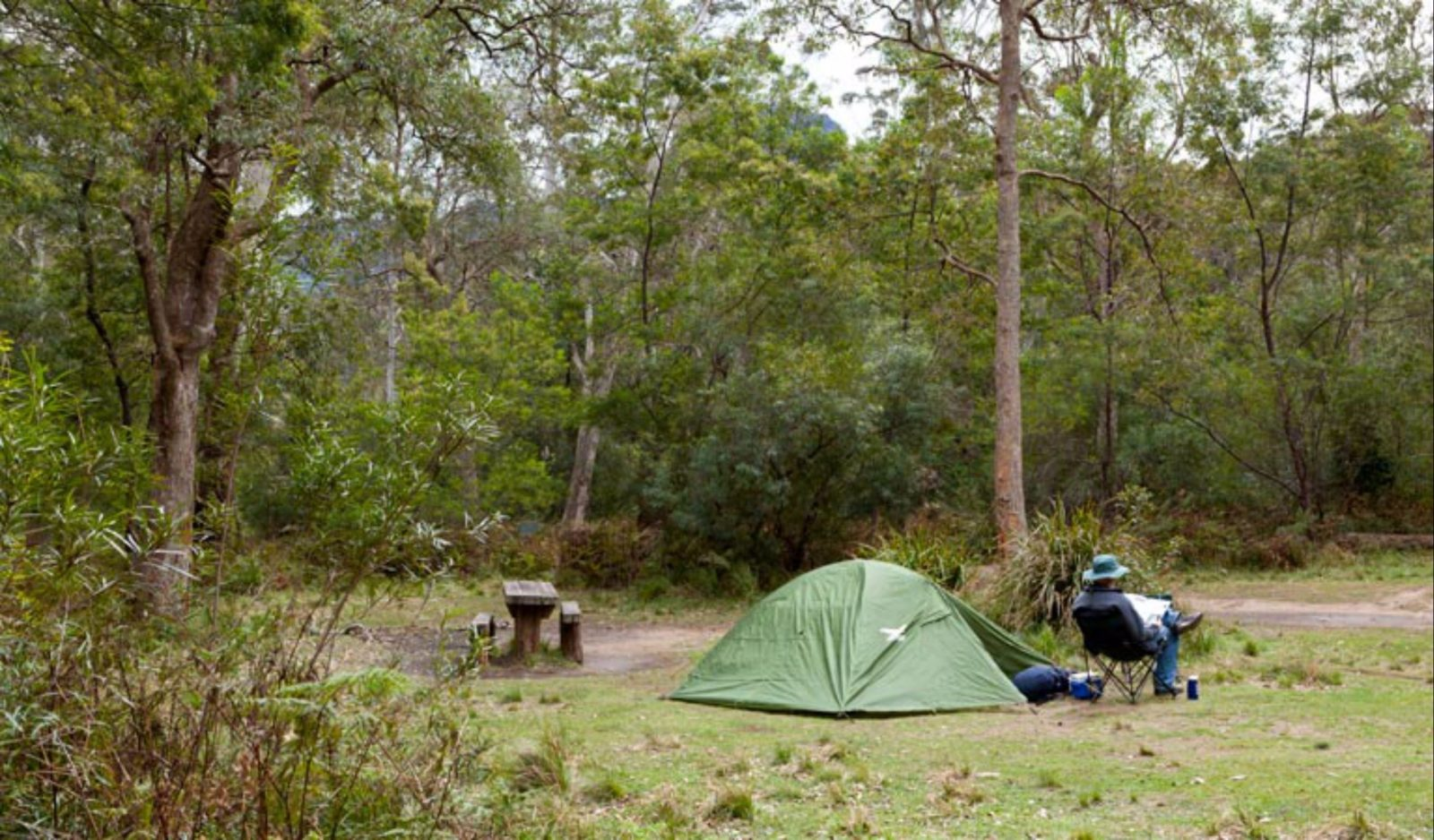 Long Gully picnic area