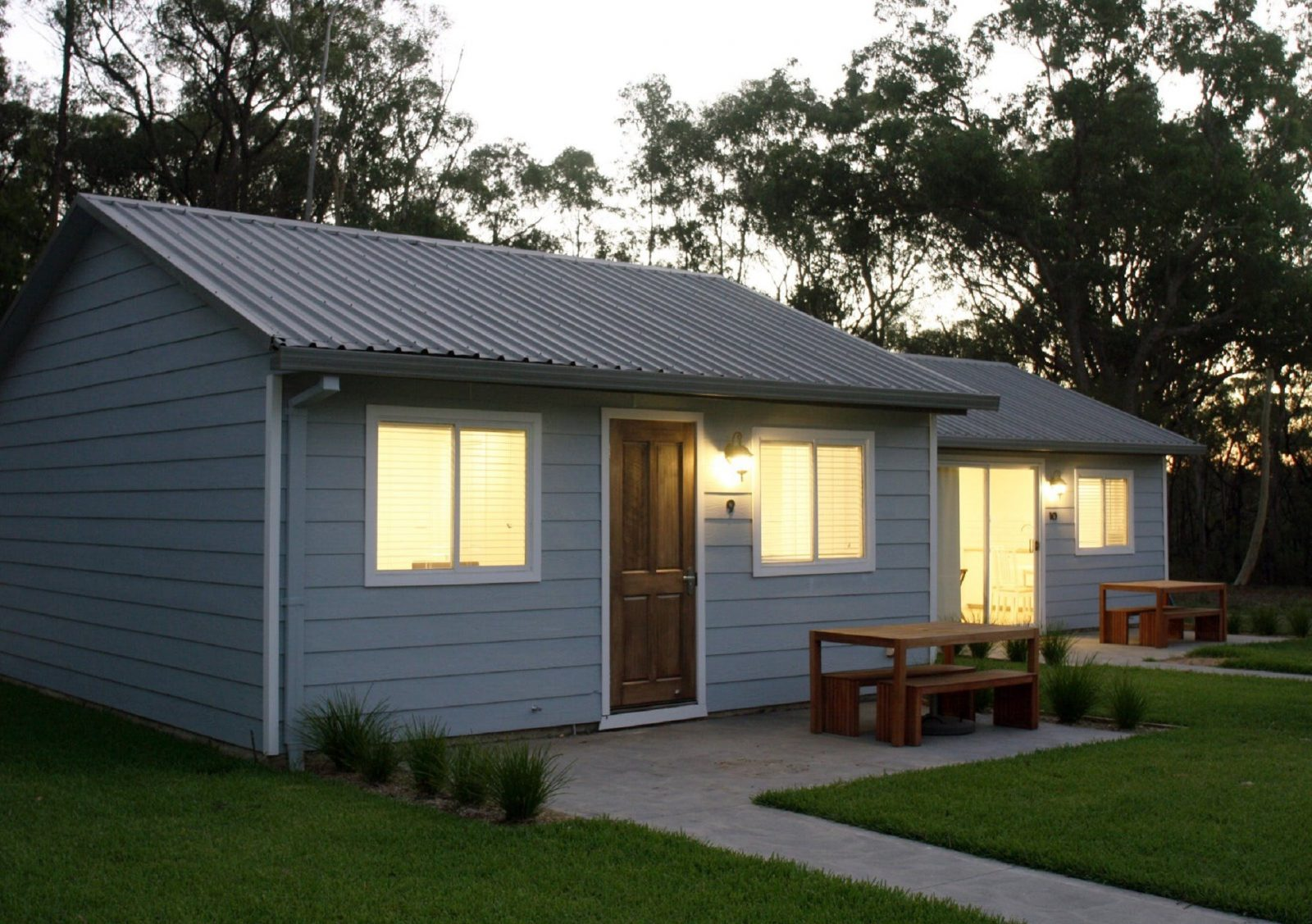 Cabins at Long Point Conference Centre