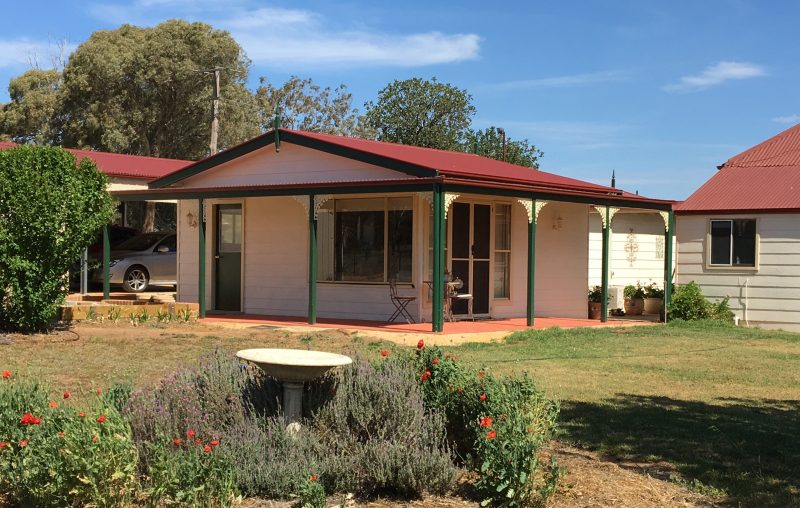 Lonsdale B&B at Grenfell NSW
