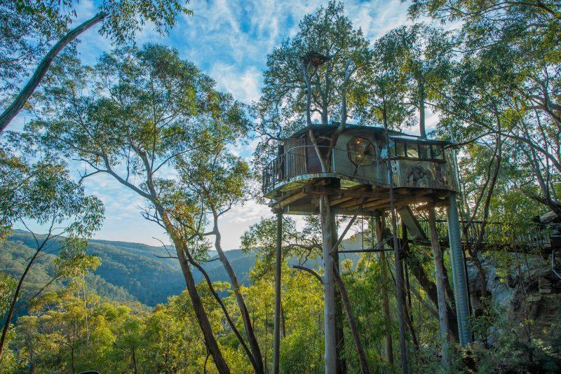 Blue Mountains Treehouse