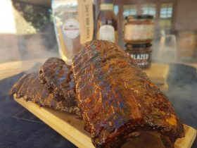 Low and Slow American BBQ Cooking Class - Baby Back Pork Ribs