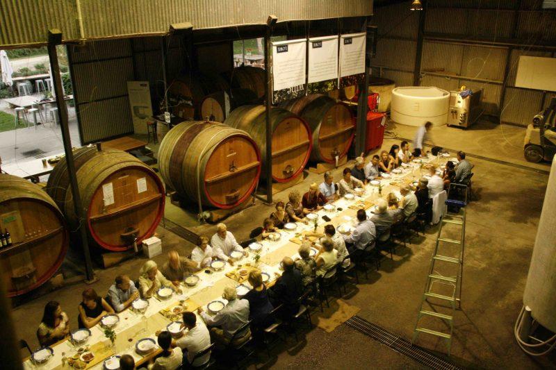 Winemakers Table Dinner