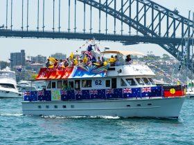 Australia Day Cruise