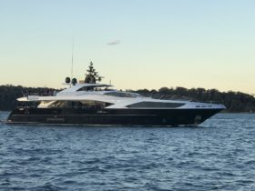 Ghost II Super Yacht available at Luxury Boat Hire