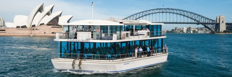 Clearview Sydney Lunch Cruise