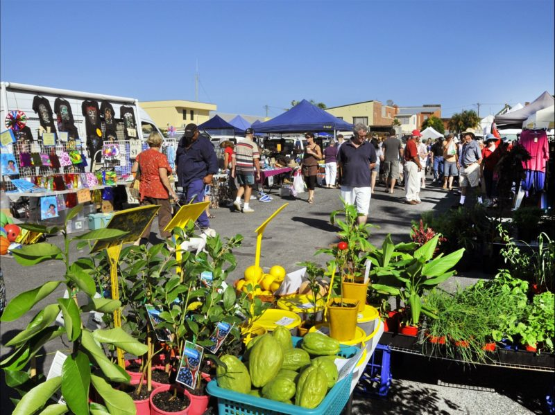 Maclean Community Monthly Markets