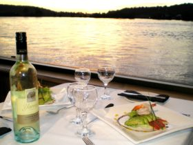 Maclean Lower Clarence Services Club - Dinner by the river