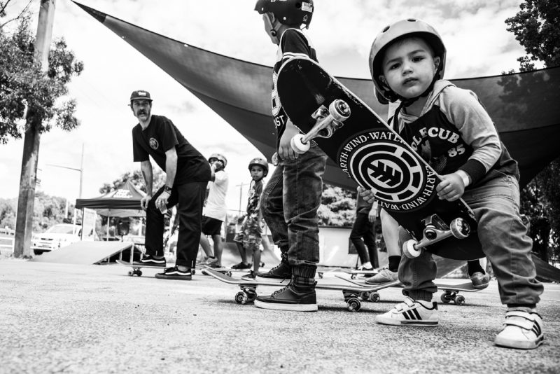 Macquarie Fields Youth Week Skate Comp