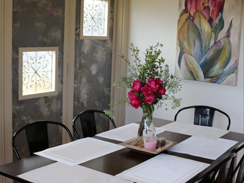 Dining Room Magenta Cottage