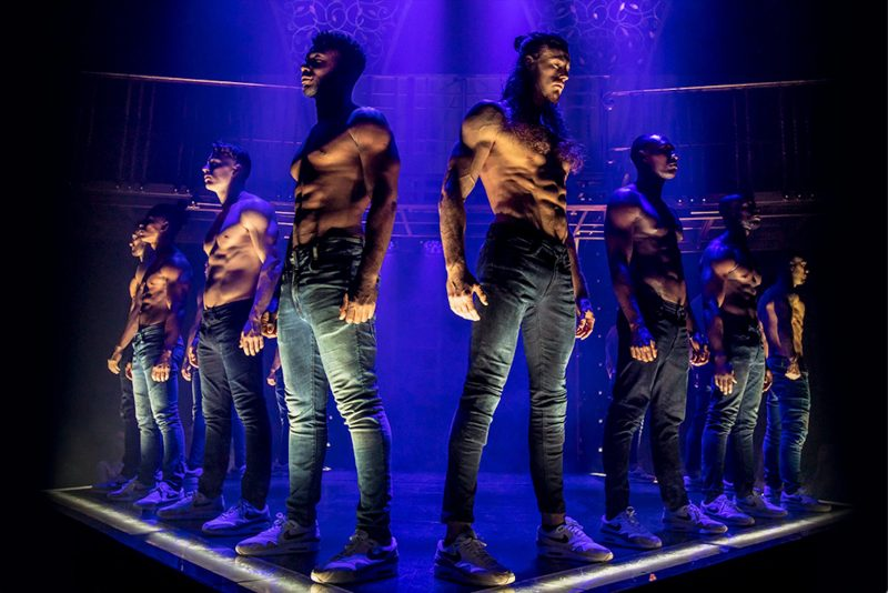 Do not miss MAGIC MIKE LIVE
