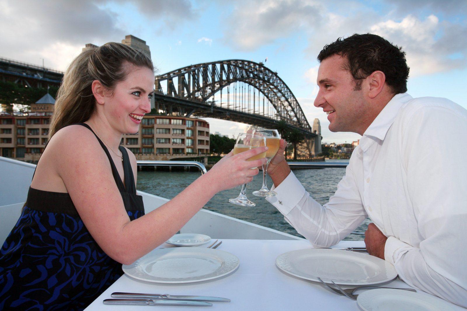 Magistc Sydney Harbour Dinner cruise