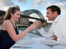 Magistc Sydney Harbour Dinner cruise